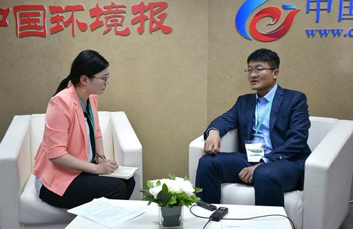直播中国国际环保展 | 这样留住研发人员——专访杭州谱育科技发展有限公司总经理韩双来